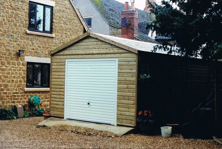 X Garage Warwick Timber Garages