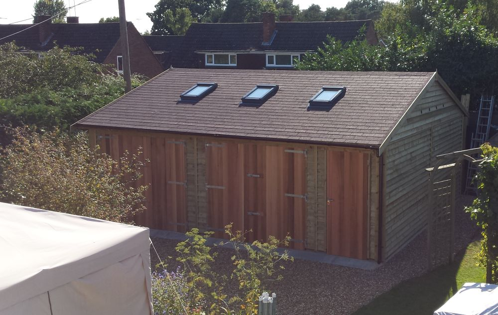 Warwick Garages Garage Building Garden Office Stables