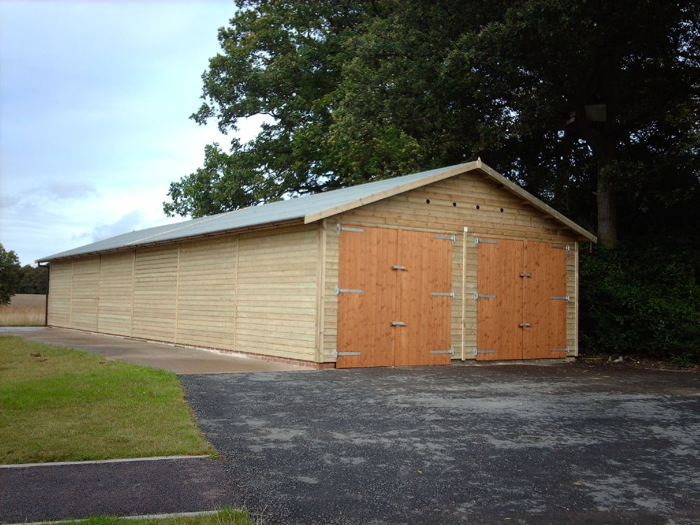 Warwick Garages - Garage Building, Garden Office, Stables, Stable ...