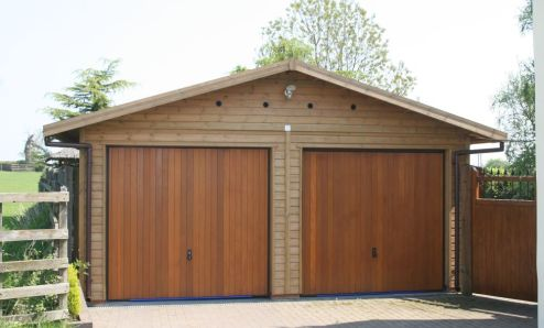 Warwick Garage Timber Garages Workrooms Timber