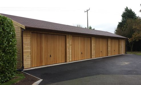 Warwick Garage Timber Garages Workrooms Timber Workshops Cart