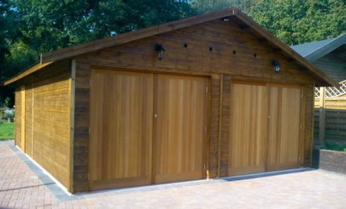 Wooden Garages From 3600 Warwick Timber Garages