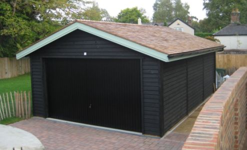 Wooden Garages From 163 3600 Warwick Timber Garages